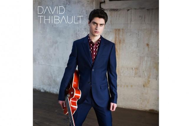 L'album éponyme de David Thibault....