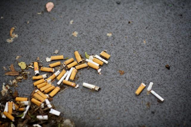 «Les nouvelles mesures visent à protéger les non-fumeurs,... (PHOTO SARAH MONGEAU-BIRKETT, ARCHIVES LA PRESSE)