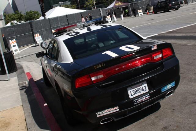 Un homme arrêté à Los Angeles en lien avec le présumé meurtre de sa petite amie... (ARCHIVES AP)