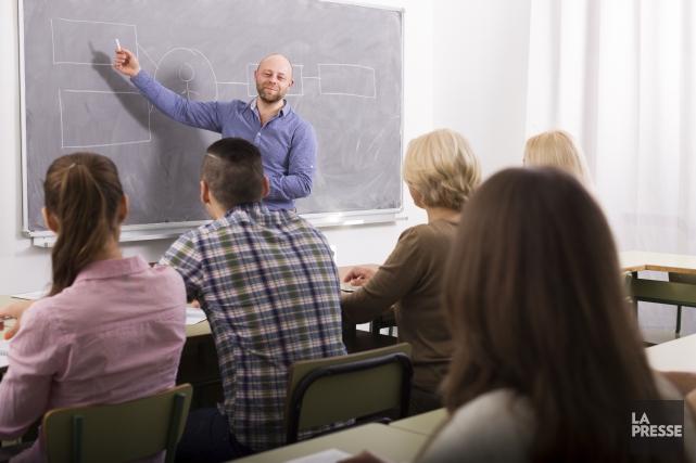 En réponse à la lettre du ministre de l'Éducation «L'éducation doit être la... (123RF/Iakov Filimonov)