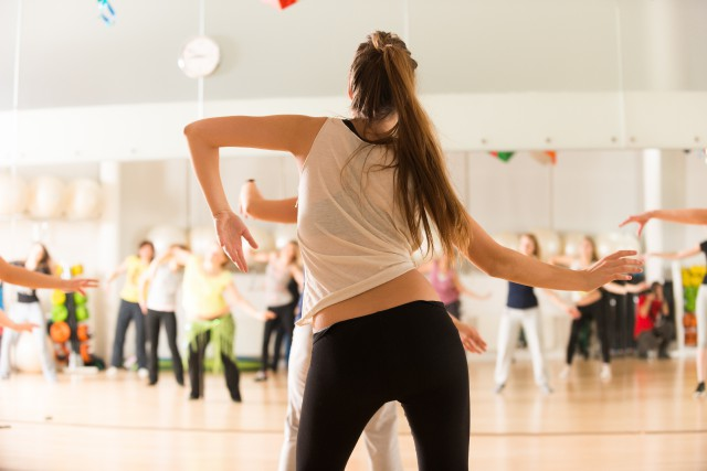 J'aimerais dire un TRÈS GROS merci à ma professeure de danse, Nancy Coutu de... (123RF.com)