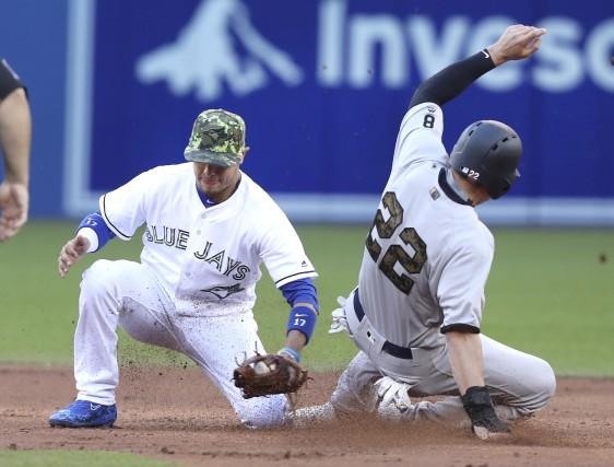 Les Blue Jays de Toronto se sont imposés... (Presse Canadienne)