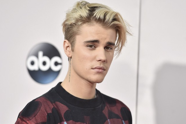 Justin Bieber... (PHOTO ARCHIVES AP)