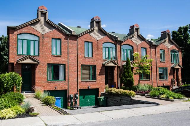 La valeur marchande totale des propriétés résidentielles au Canada a atteint... (Photothèque Le Soleil)