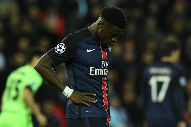 Serge Aurier... (Photo Franck Fife, archives AFP)