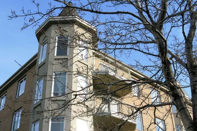 Anjou (Montréal). 7441, avenue des Halles, app. 407.... (Photo fournie par le courtier)