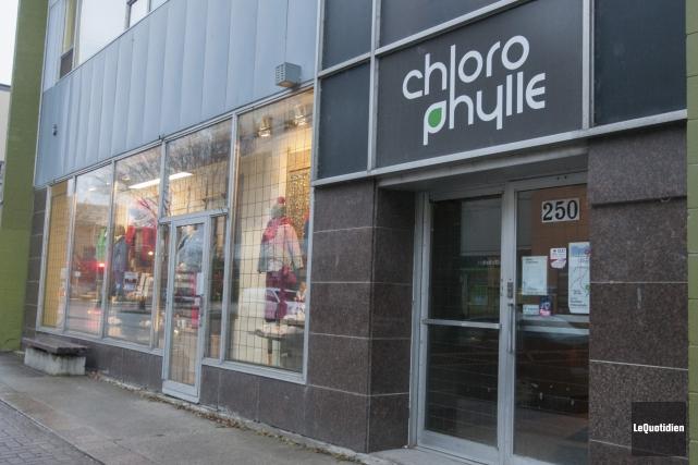 Chlorophylle, l'entreprise de plein air, est sauvée et... ((Archives Le Quotidien))