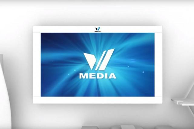 Un nouveau compétiteur des grands distributeurs de signaux télé, téléphone et... (Fournie par Vmedia)