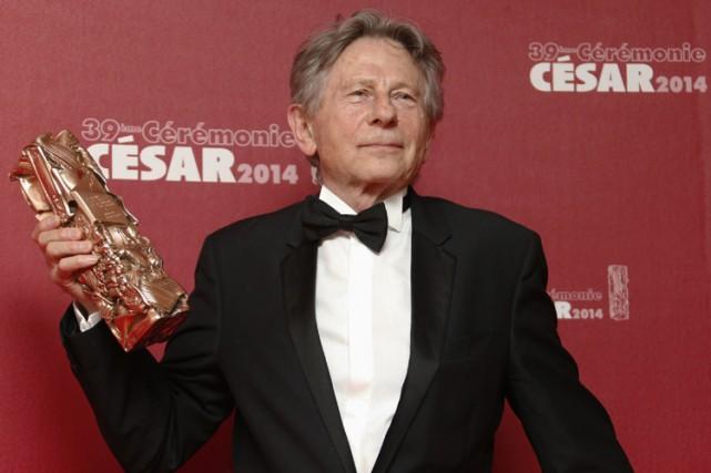 Roman Polanski avait remporté le César du meilleur... (ARCHIVES REUTERS)