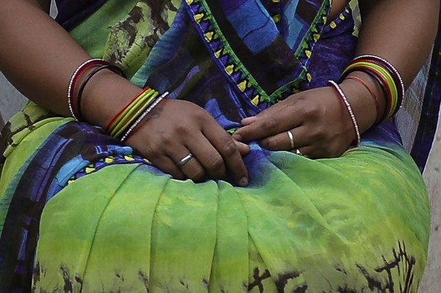 En Inde, les violences sexuelles constituent un fléau.... (AFP, Chandan Khanna)