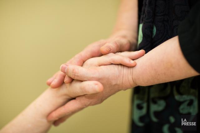 Le projet de loi sur l'aide médicale à... (PHOTO NINON PEDNEAULT, ARCHIVES LA PRESSE)