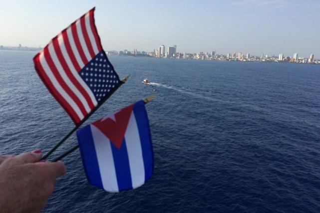 Les autorités cubaines souhaitent que le président américain Barack Obama... (Photo archives Associated Press)