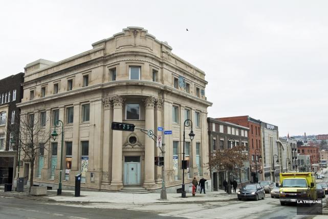 La boulangerie projetée au 2, rue Wellington Nord... (Archives, La Tribune)