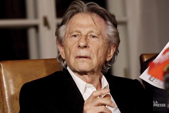Les mouvements de Roman Polanski, aujourd'hui âgé de... (PHOTO ARCHIVES LA PRESSE)