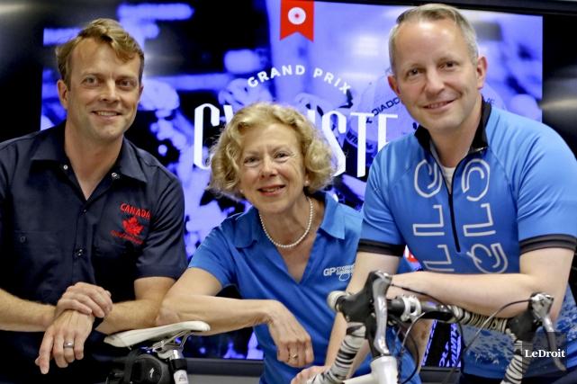 Le gestionnaire haute performance de Cyclisme Canada, Kris... (Patrick Woodbury, LeDroit)