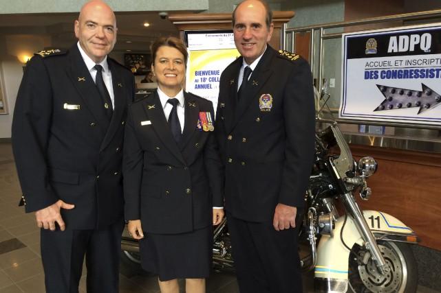 Le directeur du Service de police de Sherbrooke,... (Photo fournie)