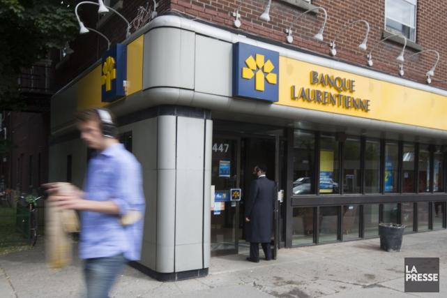 L'institution financière québécoise a affiché mardi un bénéfice... (PHOTO FRANCOIS ROY, LA PRESSE)