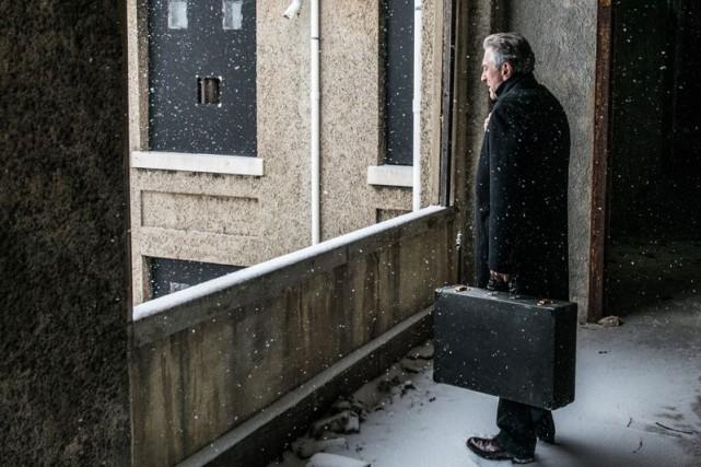 Robert De Niro dans Ellis... (Photo tirée du site du film)