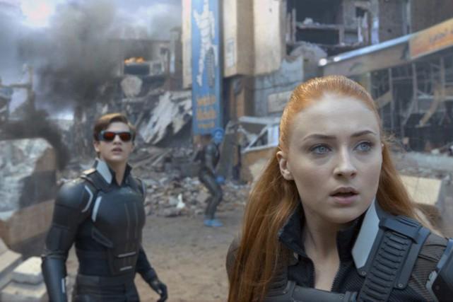 X-Men: Apocalypse... (PHOTO FOURNIE PAR TWENTIETH CENTURY FOX)
