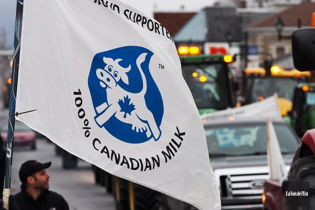 Les Canadiens sont assoiffés de produits locaux, selon... (Photo Alain Dion, archives La Voix de l'Est)