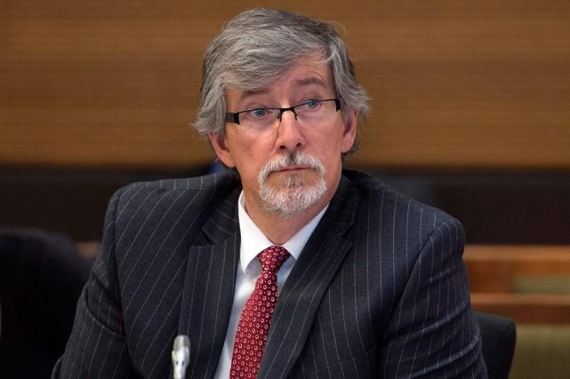 Daniel Therrien,commissaire à la protection de la vie... (Adrian Wyld, Archives La Presse canadienne)