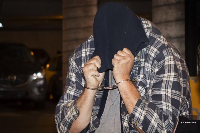Arrêté puis détenu au début mai pour avoir brisé une condition de remise en... (Archives La Tribune)