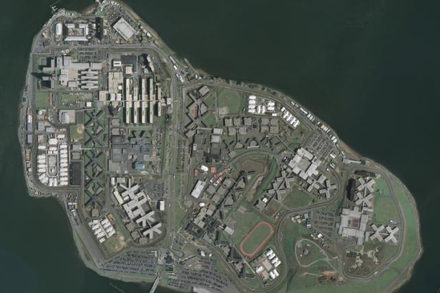 Rikers Island est un établissement gigantesque, situé sur... (PHOTO WIKICOMMONS)
