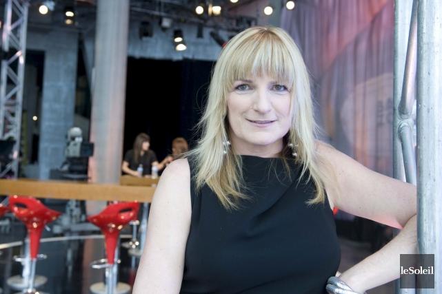 Marie-France Bazzo... (Photothèque Le Soleil)