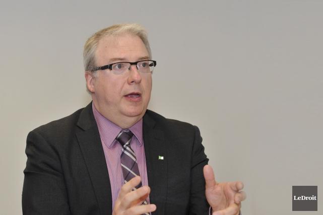Il faudrait que le territoire de l'Ontario au... (Martin Roy, LeDroit)