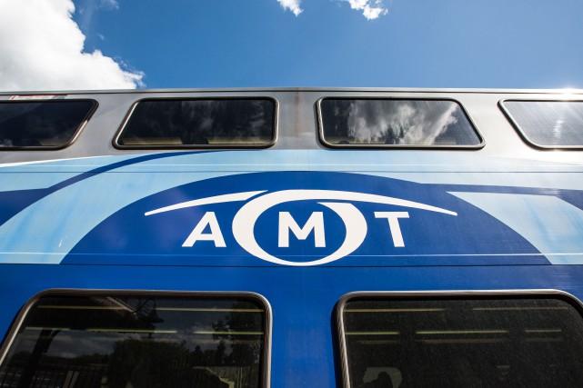 L'appel d'offres pour 24 nouvelles voitures des trains... (Photo Olivier Pontbriand, Archives La Presse)