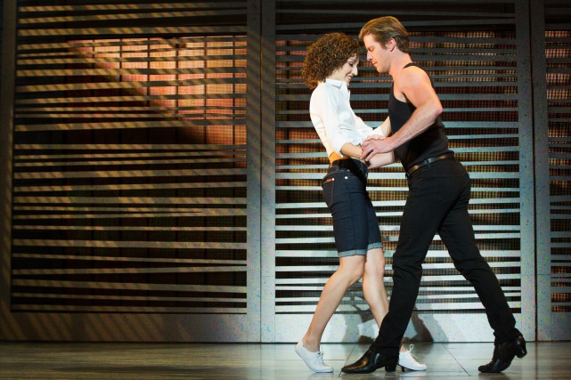 La comédie musicale Dirty Dancing a donné l'occasion... (Photo fournie par evenko)
