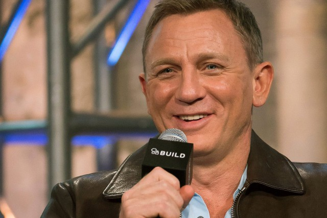 Daniel Craig sera de la série Purity.... (Photo archives Associated Press)