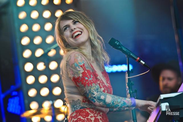 Le concert sera diffusé en direct sur plusieurs... (PHOTO ARCHIVES AFP)