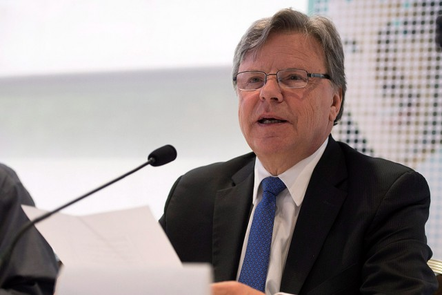 Le ministre Barrette abolira sous peu le poste de... (Photo Jacques Boissinot, PC)