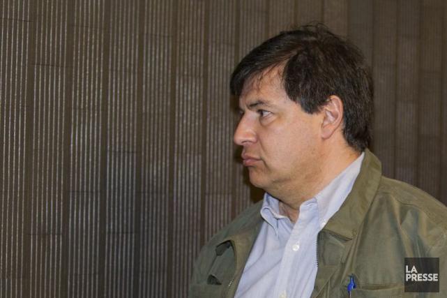 Lino Matteo... (PHOTO EDOUARD PLANTE-FRÉCHETTE, ARCHIVES LA PRESSE)