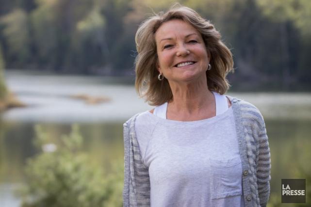 Même si elle fait carrière depuis presque 40ans, Marjo, de son vrai nom... (La Presse archives, Mathieu Waddell)