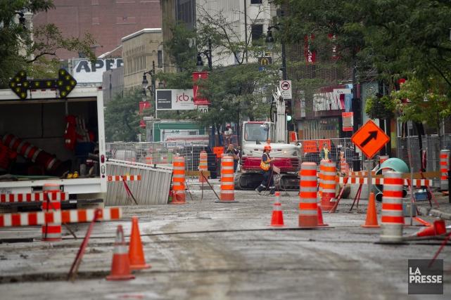 Montréal s'est publiquement fixé comme objectif de réaliser... (PHOTO MARCO CAMPANOZZI, ARCHIVES LA PRESSE)