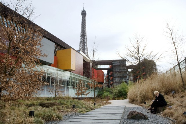 Le musée du Quai Branly, à Paris... (Photo LOIC VENANCE, AFP)