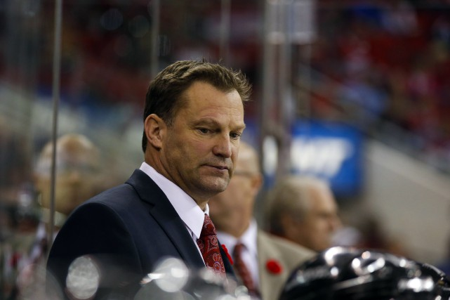 Kirk Muller a été embauché par le Canadien... (PHOTO ARCHIVES USA TODAY)
