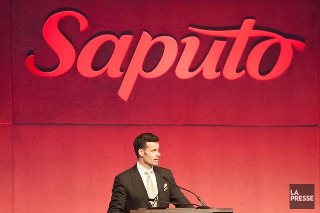 Lino Saputo, le grand patron de Saputo, estime... (Archives, La Presse)