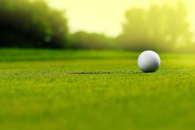 Un golfeur pourrait bien décrocher la somme d'un... (123RF)