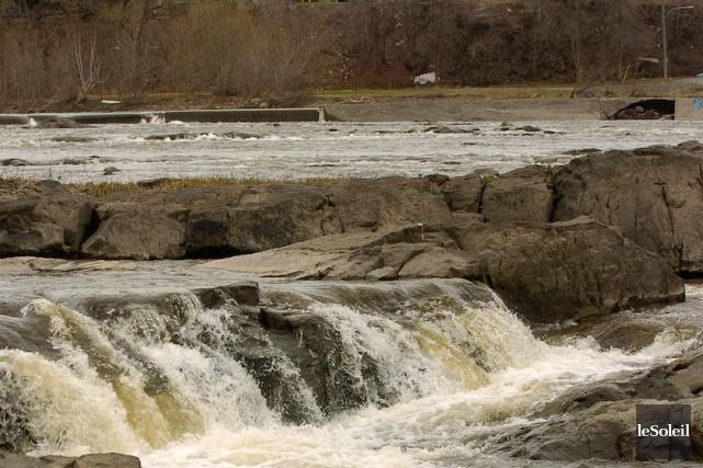 La qualité de l'eau des rivières dans les... (Le Soleil)