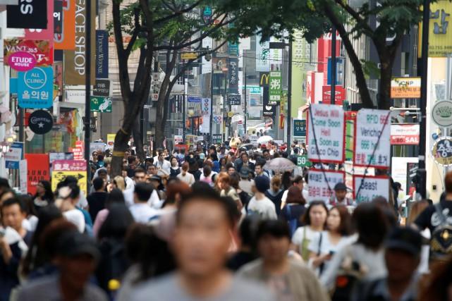 Près de 30000 Nord-Coréens ont fui la pauvreté... (Photo Kim Hong-Ji, archives Reuters)