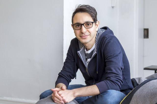Amir Moravej est cofondateur de Botler. Son entreprise... (PHOTO FOURNIE PAR BOTLER)