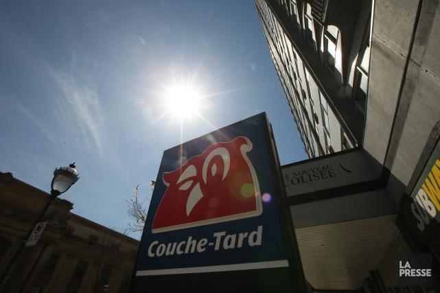 Couche-Tard ainsi que le propriétaire japonais de l'enseigne... (PHOTO MARTIN CHAMBERLAND, ARCHIVES LA PRESSE)