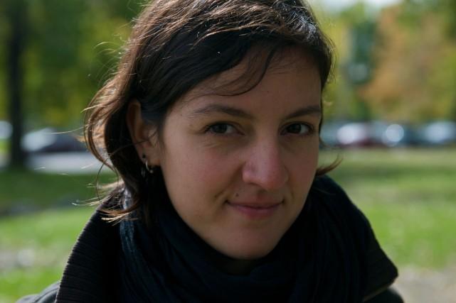 Nadine Gomez consacre un court métrage au métro... (Photo fournie par Les Films du 3 mars)