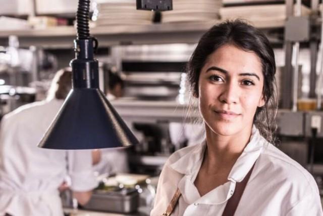 Daniela Soto-Innes, chef au Cosme... (Photo Teddy Wolff, fournie par le Cosme)