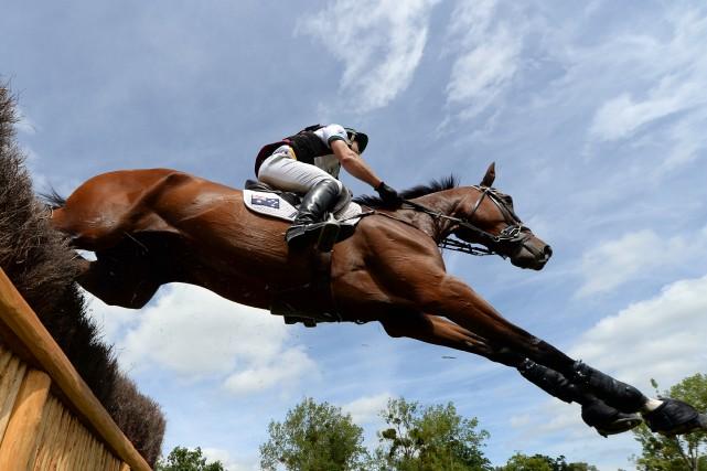 Le financement des Jeux équestres mondiaux, qui doivent se tenir à Bromont en... (Philippe Millereau / KMSP)