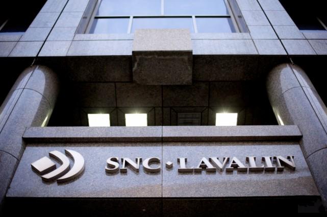 SNC-Lavalin... (La Presse)