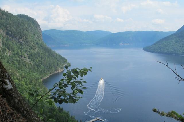 Le Saguenay-Lac-Saint-Jean figure parmi les destinations préférées des...
